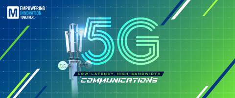 마우저의 2021 Empowering Innovation Together 프로그램, 5G 기술 주제로 팟캐스트 데뷔