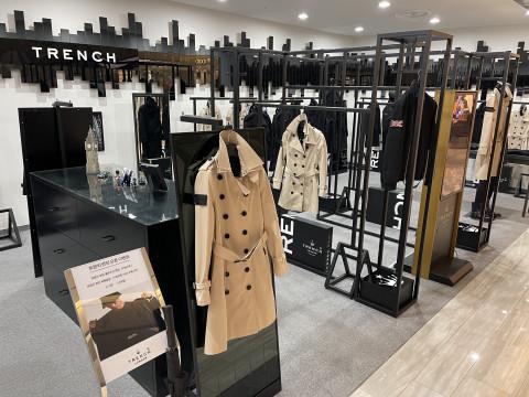 영국 프리미엄 브랜드 트렌치 런던, 7일 부산에 세 번째 팝업 매장 오픈