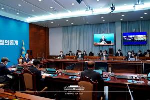 제51회 국무회의(영상)